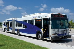 2006 New Flyer for Broward County with SUTRAK ACE238DLG