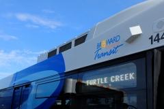 Broward County Transit 2015 New Flyer Xcelsior
