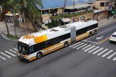 Oahu Transit Services, Honolulu HI