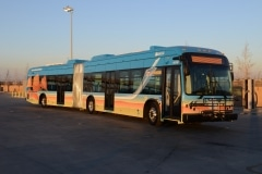 2017 Antelope Valley Transit Assn, BYD bus with SUTRAK ACE238DL