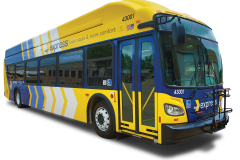 2016-2019 DART New Flyer CNG