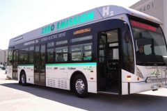 ISE Fuel Cell Bus w/ACE234S