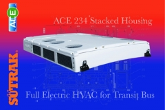 ACE234 Stacked Housing