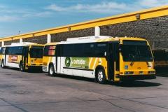 DART with NOVA buses